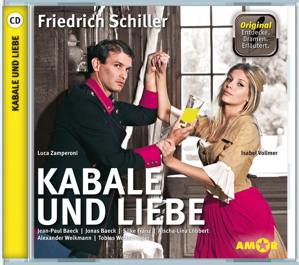 Amor Verlag Friedrich Schiller Kabale Und Liebe